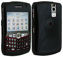 Shield Blackberry 8300 Curve Black