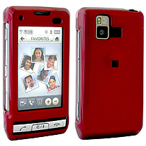 Shield LG VX-9700 Dare Red