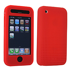 Skin Apple i-Phone 3G Red