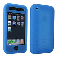 Skin Apple i-Phone 3G Blue