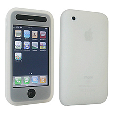 Skin Apple i-Phone 3G Clear