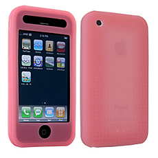 Skin Apple i-Phone 3G Pink