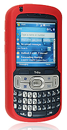 Skin Treo 800 Red